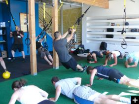 exercises at elemental